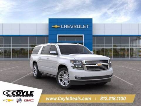 2020 Chevrolet Suburban for sale at COYLE GM - COYLE NISSAN - New Inventory in Clarksville IN