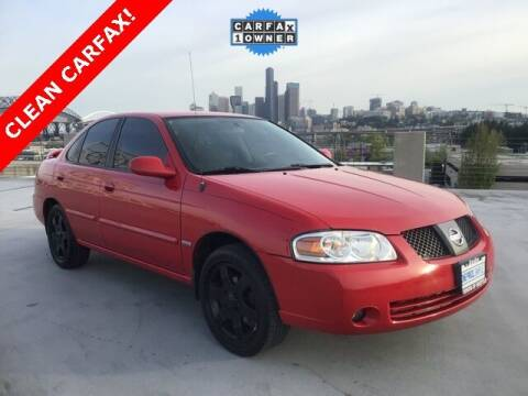 2006 Nissan Sentra for sale at Toyota of Seattle in Seattle WA