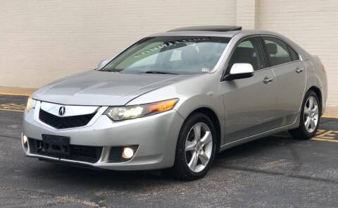 2009 Acura TSX for sale at Carland Auto Sales INC. in Portsmouth VA