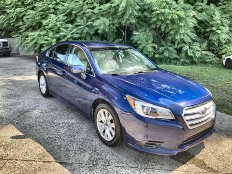 2017 Subaru Legacy for sale at McAdenville Motors in Gastonia NC