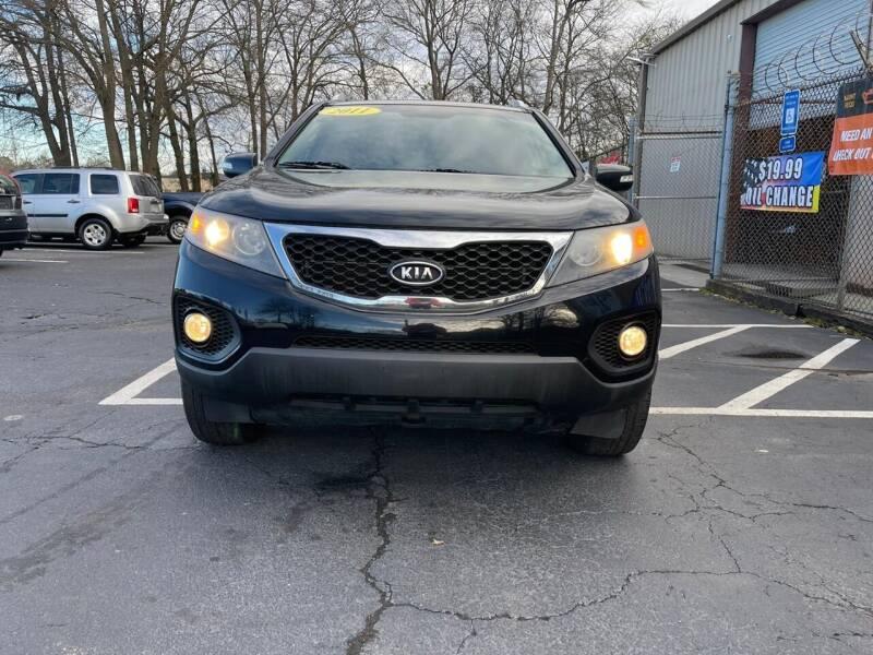 2011 Kia Sorento for sale at BIOS AUTO Used Car Sales in Atlanta GA