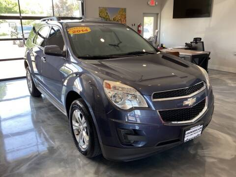2014 Chevrolet Equinox for sale at Crossroads Car & Truck in Milford OH