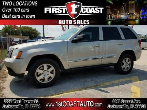 2010 Jeep Grand Cherokee for sale at 1st Coast Auto -Cassat Avenue in Jacksonville FL