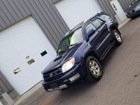 2004 Toyota 4Runner for sale at Car-Nation Enterprises Inc in Ashland MA