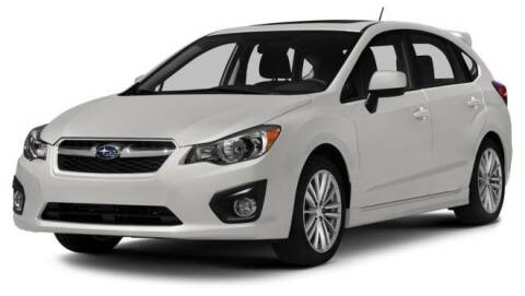 2014 Subaru Impreza for sale at Somerville Motors in Somerville MA