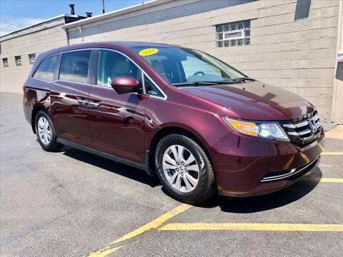 2014 Honda Odyssey for sale at Richardson Sales & Service in Highland IN