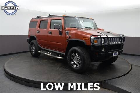 2003 HUMMER H2 for sale at M & I Imports in Highland Park IL