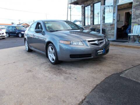 2004 Acura TL for sale at Preferred Motor Cars of New Jersey in Keyport NJ