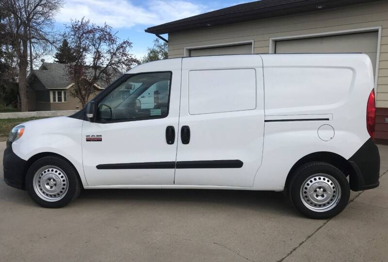 2017 RAM ProMaster City Cargo for sale at Central City Auto West in Lewistown MT
