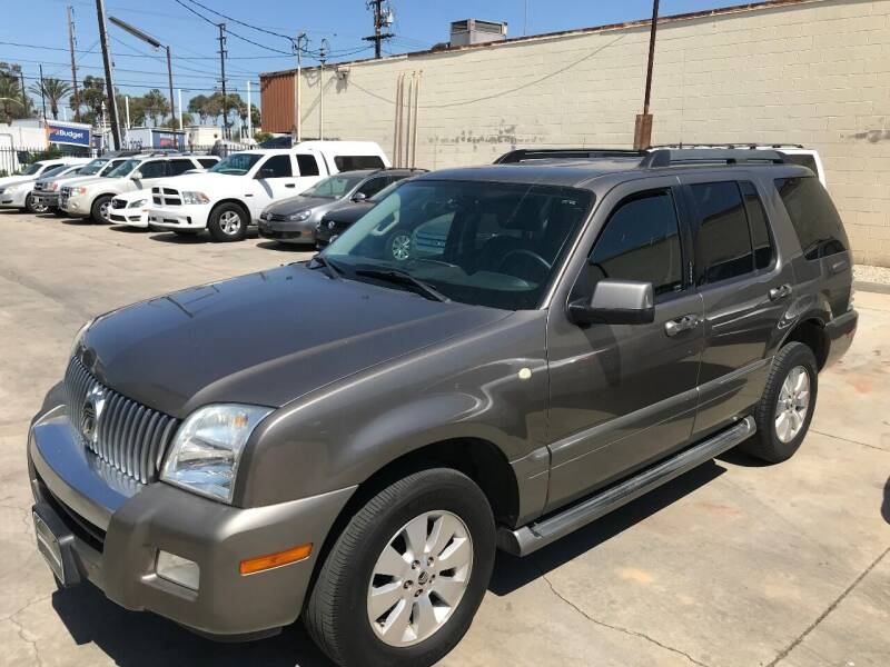 2006 Mercury Mountaineer for sale at OCEAN IMPORTS in Midway City CA