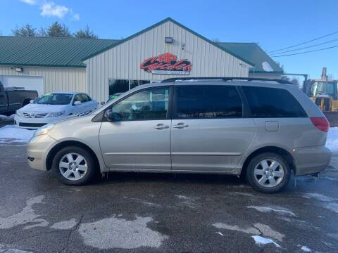 2009 Toyota Sienna for sale at HP AUTO SALES in Berwick ME