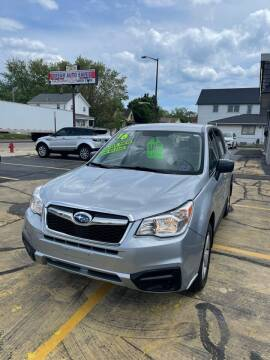 2016 Subaru Forester for sale at Dream Auto Sales in South Milwaukee WI