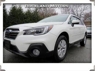 2018 Subaru Outback for sale at Rockland Automall - Rockland Motors in West Nyack NY