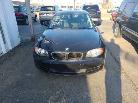2010 BMW 1 Series for sale at All State Auto Sales, INC in Kentwood MI