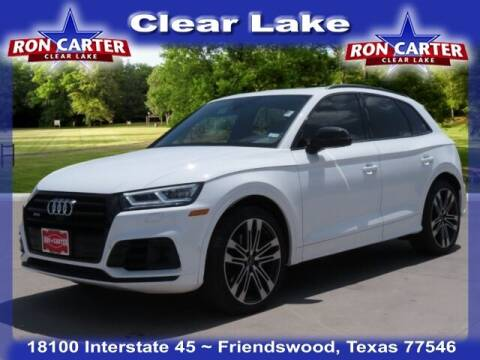 2020 Audi SQ5 for sale at Ron Carter  Clear Lake Used Cars in Houston TX
