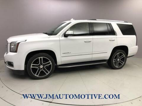 2016 GMC Yukon for sale at J & M Automotive in Naugatuck CT