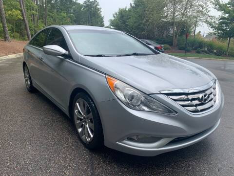 2012 Hyundai Sonata for sale at LA 12 Motors in Durham NC