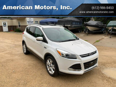 2014 Ford Escape for sale at American Motors, Inc. in Farmington MN