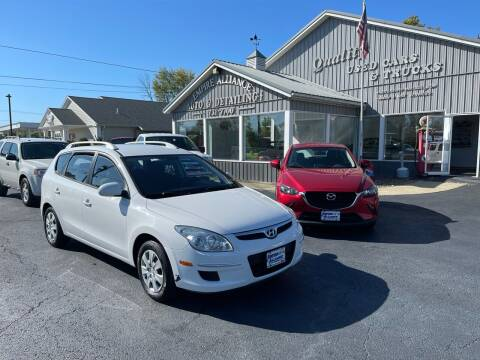 2011 Hyundai Elantra Touring for sale at Empire Alliance Inc. in West Coxsackie NY