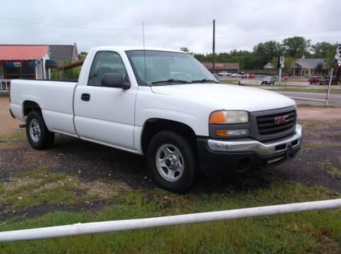 2003 GMC Sierra 1500 for sale at Smith Auto Finance LLC in Grand Saline TX
