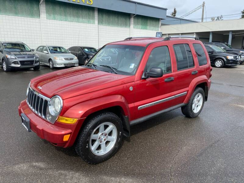 2005 Jeep Liberty for sale at Vista Auto Sales in Lakewood WA