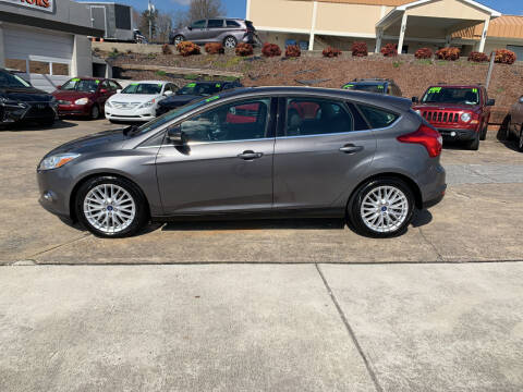 2012 Ford Focus for sale at State Line Motors in Bristol VA