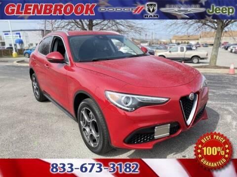 2018 Alfa Romeo Stelvio for sale at Glenbrook Dodge Chrysler Jeep Ram and Fiat in Fort Wayne IN