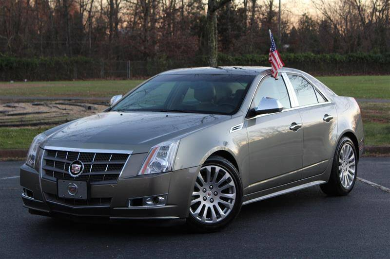 2010 Cadillac CTS for sale at Quality Auto in Manassas VA