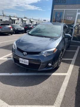 2015 Toyota Corolla for sale at Automotive Brokers Group in Dallas TX