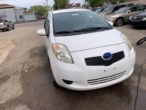2007 Toyota Yaris for sale at LOT 51 AUTO SALES in Madison WI