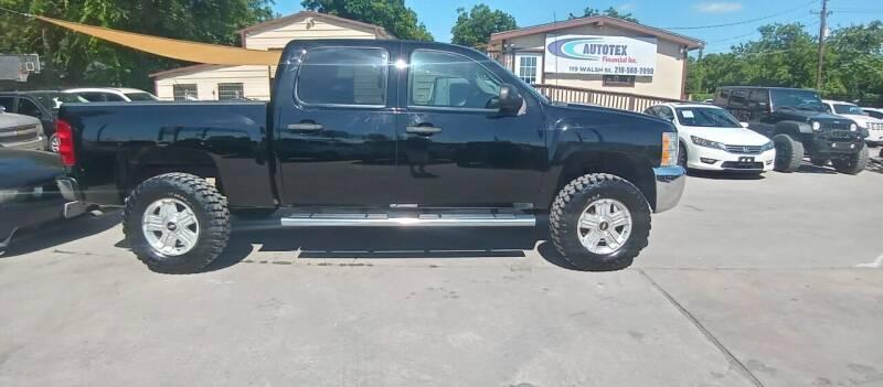 2013 Chevrolet Silverado 1500 for sale at AUTOTEX FINANCIAL in San Antonio TX