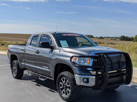 2014 Toyota Tundra for sale at Bob Walters Linton Motors in Linton IN