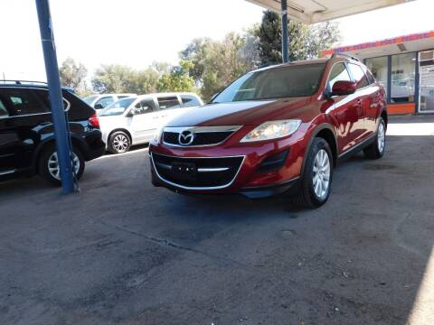 2010 Mazda CX-9 for sale at INFINITE AUTO LLC in Lakewood CO