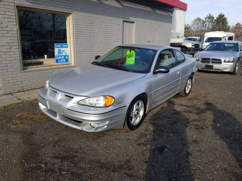 2004 Pontiac Grand Am for sale at Townline Motors in Cortland NY
