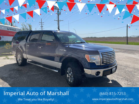 2010 Ford F-150 for sale at Imperial Auto of Marshall - Imperial Auto Of Slater in Slater MO