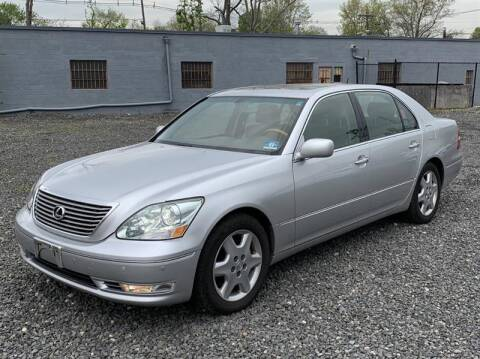 2004 Lexus LS 430 for sale at Real Deal Auto in Fredericksburg VA