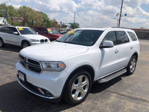 2014 Dodge Durango for sale at Smart Buy Auto in Bradley IL