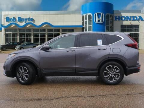 2020 Honda CR-V for sale at BOB BOYTE HONDA in Brandon MS