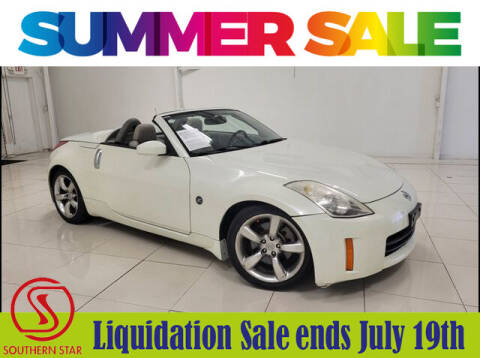 2007 Nissan 350Z for sale at Southern Star Automotive, Inc. in Duluth GA