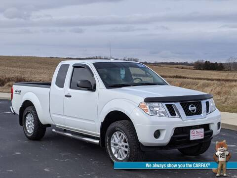 2014 Nissan Frontier for sale at Bob Walters Linton Motors in Linton IN