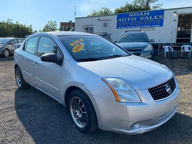 2009 Nissan Sentra for sale at Noah Auto Sales in Philadelphia PA