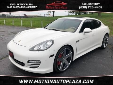 2012 Porsche Panamera for sale at Motion Auto Plaza in Lakeside MO