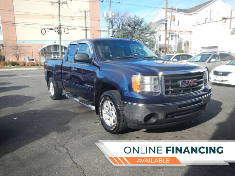 2009 GMC Sierra 1500 for sale at 103 Auto Sales in Bloomfield NJ