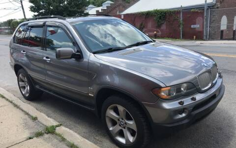 2004 BMW X5 for sale at Deleon Mich Auto Sales in Yonkers NY