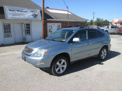 2005 Lexus RX 330 for sale at Wally's Wholesale in Manakin Sabot VA