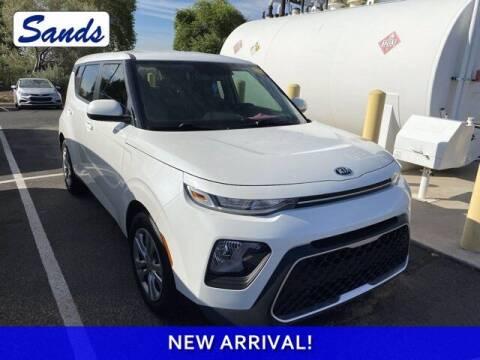 2020 Kia Soul for sale at Sands Chevrolet in Surprise AZ