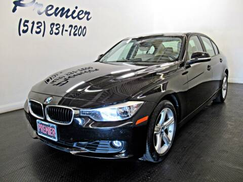 2015 BMW 3 Series for sale at Premier Automotive Group in Milford OH