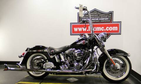 2017 Harley-Davidson Heritage Softail  for sale at Certified Motor Company in Las Vegas NV