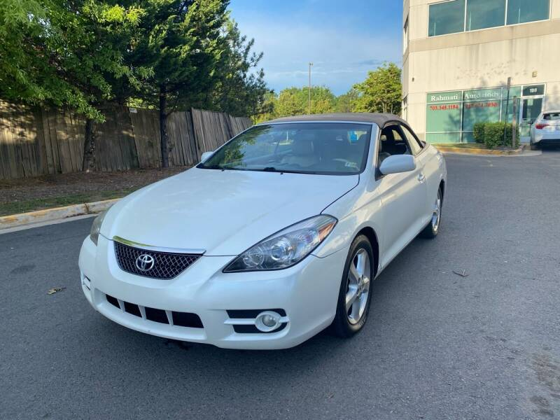 2008 Toyota Camry Solara for sale at Super Bee Auto in Chantilly VA