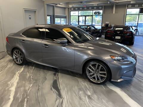 2016 Lexus IS 300 for sale at Crossroads Car & Truck in Milford OH